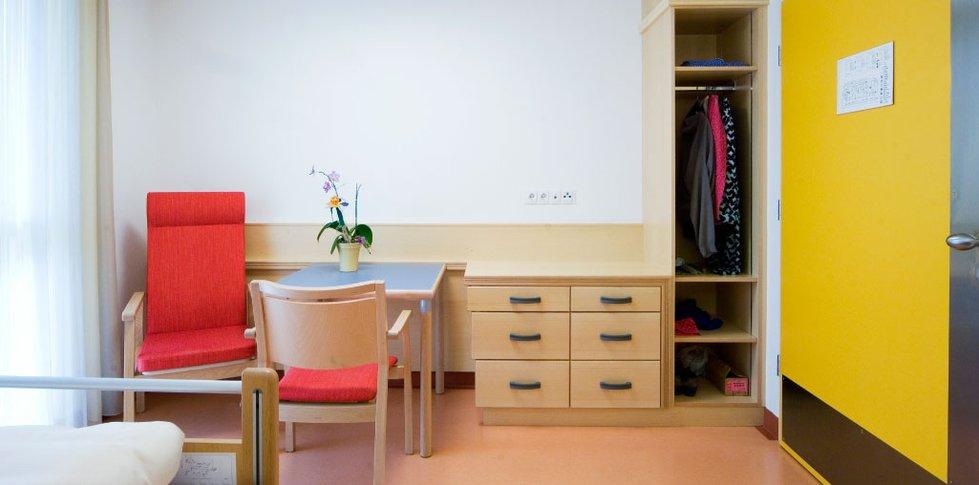 Casa di riposo e di cura s paolo apsp s paolo resch for Arredamenti case di riposo